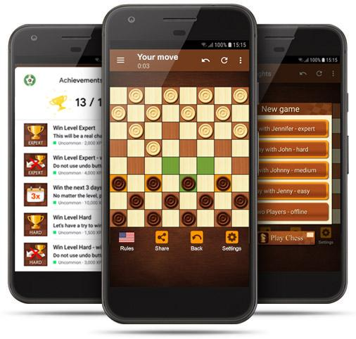 Download Checkers Online For Free